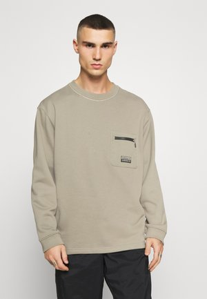 Sweatshirt - clay