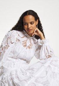 Alberta Ferretti - DRESS - Abito da sera - white - 3