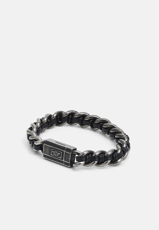 SHOCK - Bracelet - black