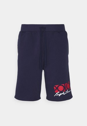 LOGO  - Shorts - newport navy