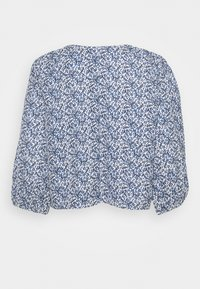 ONLY - ONLSHAKIRA - Long sleeved top - cloud dancer/blue ditsy - 6