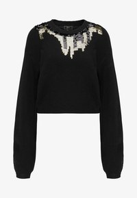 faina - Jumper - black - 4