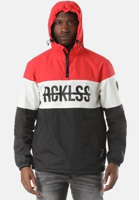 Young and Reckless - Windbreaker - red - 3
