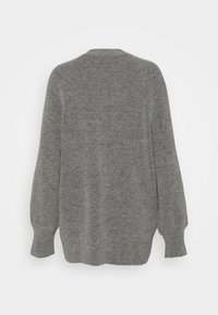 ARKET - Cardigan - light grey melange - 1