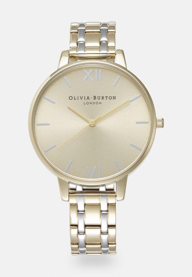 THE ENGLAND - Horloge - gold-coloured