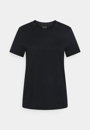 CORE - Basic T-shirt - black