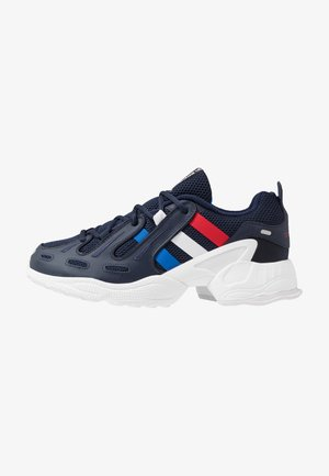 GAZELLE - Sneakers - collegiate navy/glow blue/scarlet