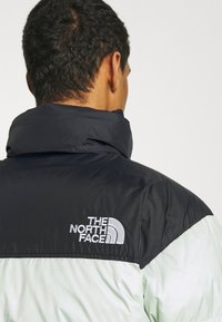 The North Face - RETRO UNISEX - Down jacket - green mist - 3