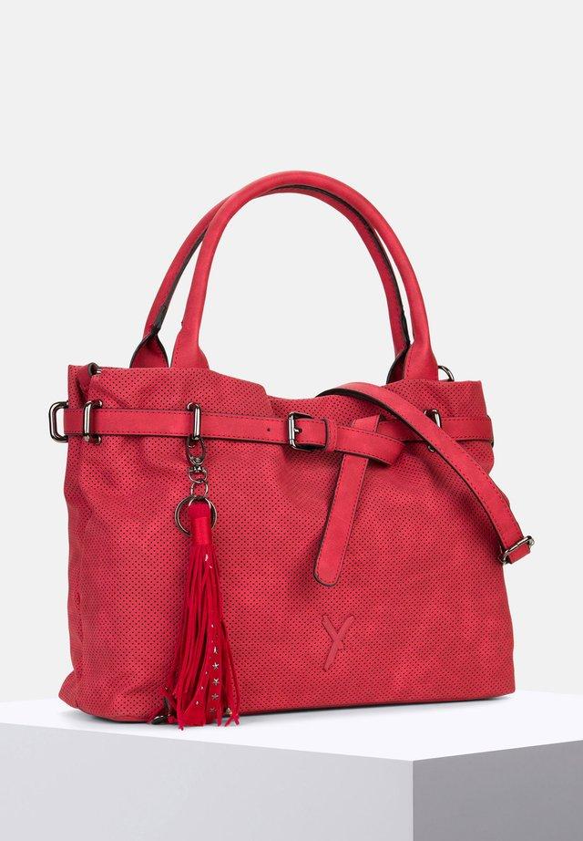 ROMY BASIC - Handbag - red