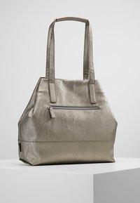 Jost - Käsilaukku - silver - 2