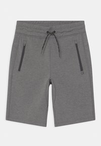 GAP - BOY FIT TECH - Shorts - grey heather - 0
