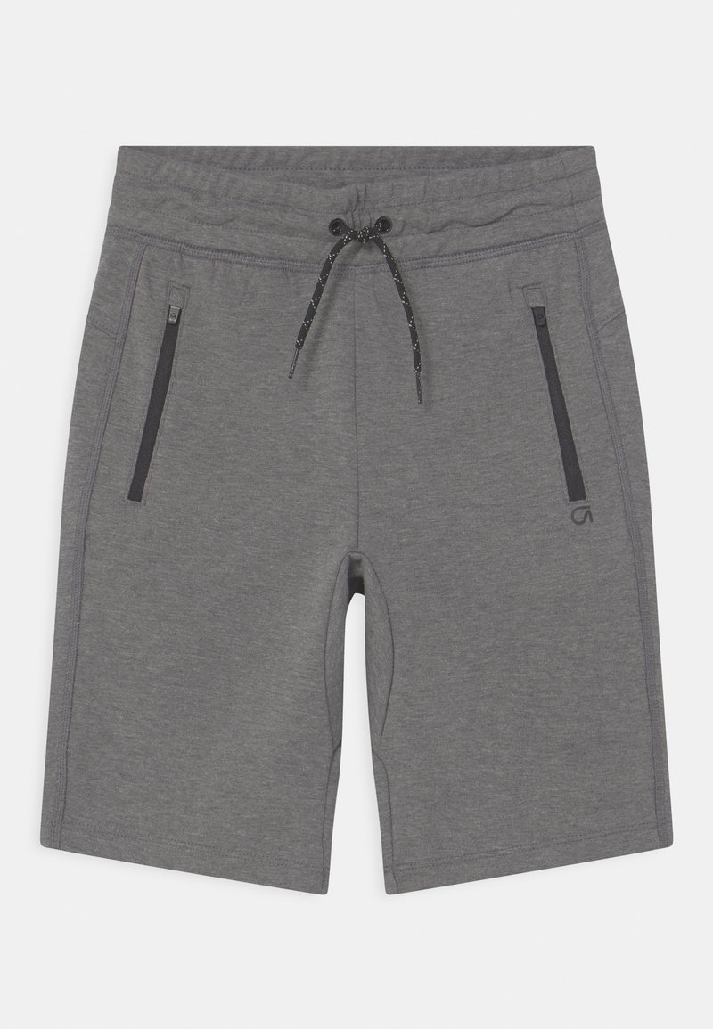 GAP - BOY FIT TECH - Shorts - grey heather