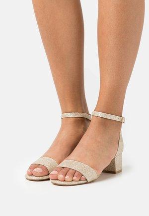 SABAYA - Sandals - or