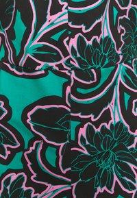 Closet - CLOSET V NECK PLAYSUIT - Jumpsuit - turquoise - 2
