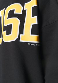 Colourful Rebel - MUSE DROPPED SHOULDER  - Sweatshirt - black - 4