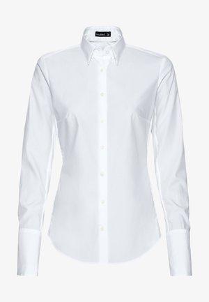 MONICA-F - Button-down blouse - blanc