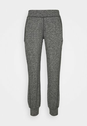 GARY YOGA TROUSERS - Tracksuit bottoms - black
