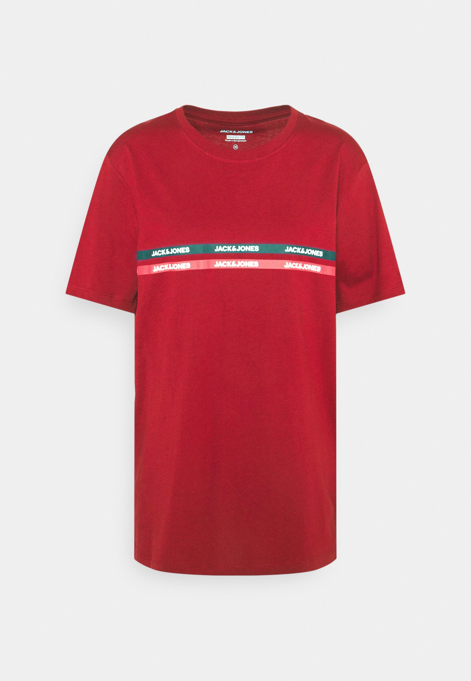 Herrer JJGAVIN TEE CREW NECK - T-shirts print