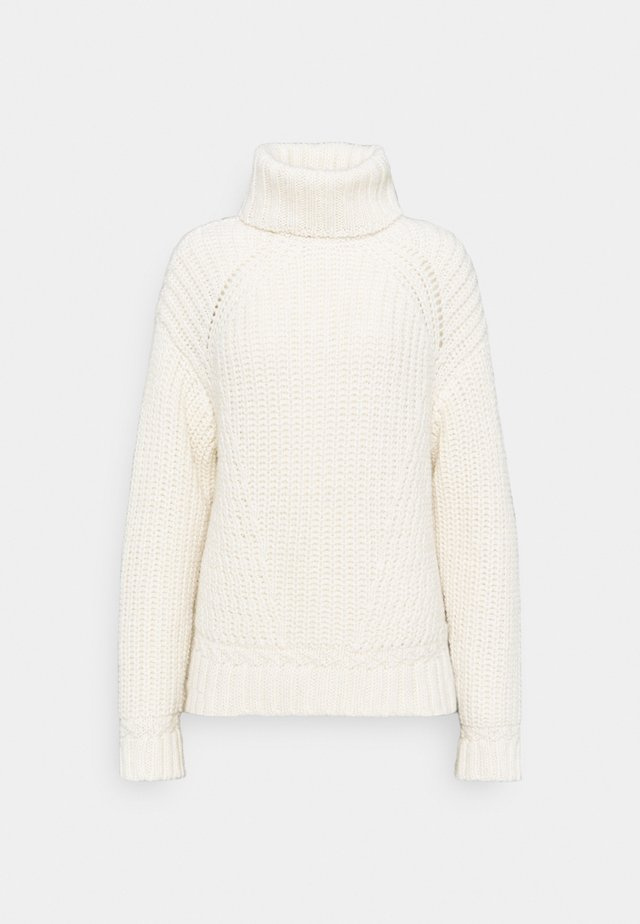 TURTLENECK - Neule - off white