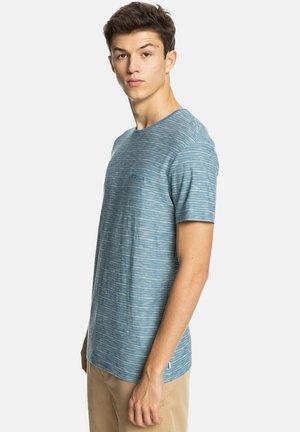 KENTIN - T-shirt print - kentin captain blue