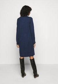 Repeat - DRESS - Jumper dress - dark blue - 2