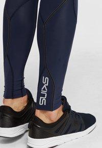 Skins - SKINS - Leggings - navy blue - 4