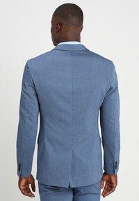Pier One - Suit - mottled blue - 3