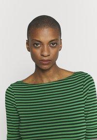 Lauren Ralph Lauren - Print T-shirt - black hedge - 3