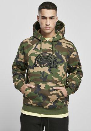 Sweatshirt - camouflage