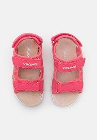 Viking - ANCHOR UNISEX - Walking sandals - pink - 3