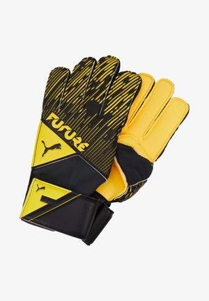 Maalivahdin hanskat - ultra yellow/black