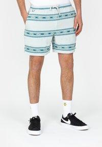 Roark - Shorts - light blue - 0