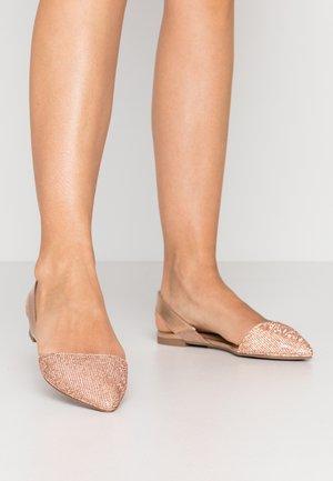 GLITZ - Ballerinasko - rose gold