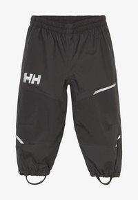 Helly Hansen - SOGN PANT - Kalhoty do deště - ebony - 3