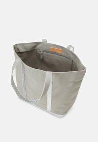 Vanessa Bruno - CABAS - Shopping bag - silver-coloured - 2