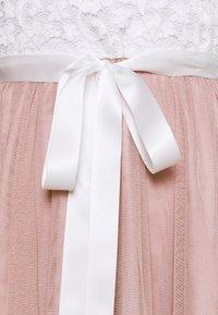 Swing - Cocktail dress / Party dress - peach blush/ivory - 4