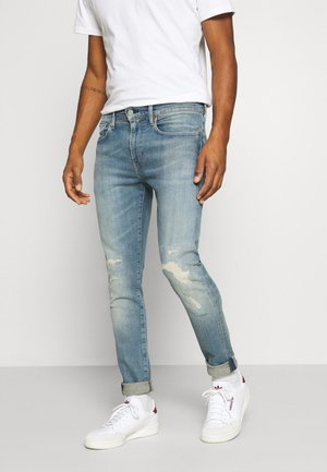 512 SLIM TAPER  - Slim fit jeans - light-blue denim