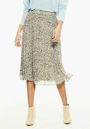 A-line skirt - hazelwood