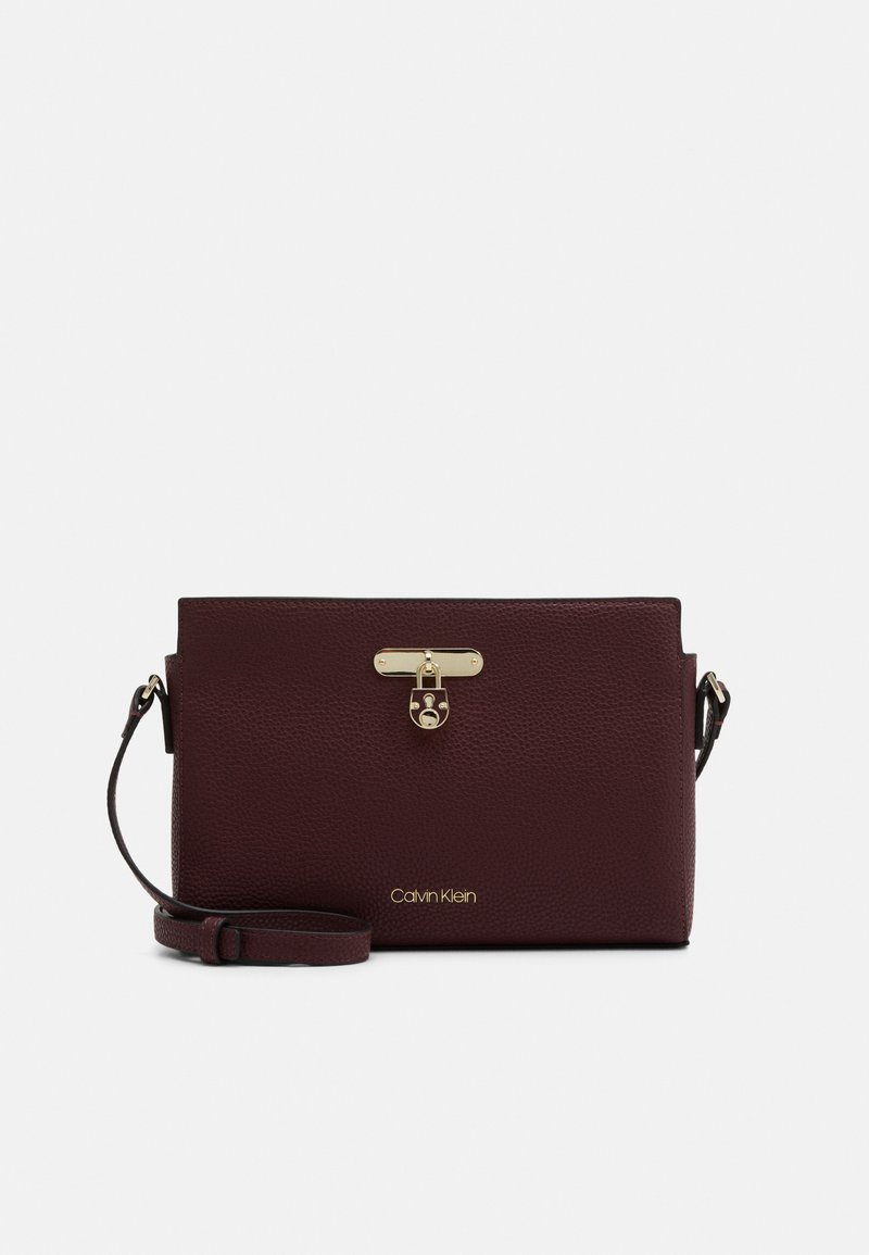 Calvin Klein - CROSSBODY - Across body bag - red