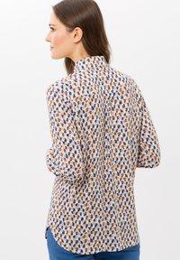 BRAX - VICTORIA - Button-down blouse - blue - 2