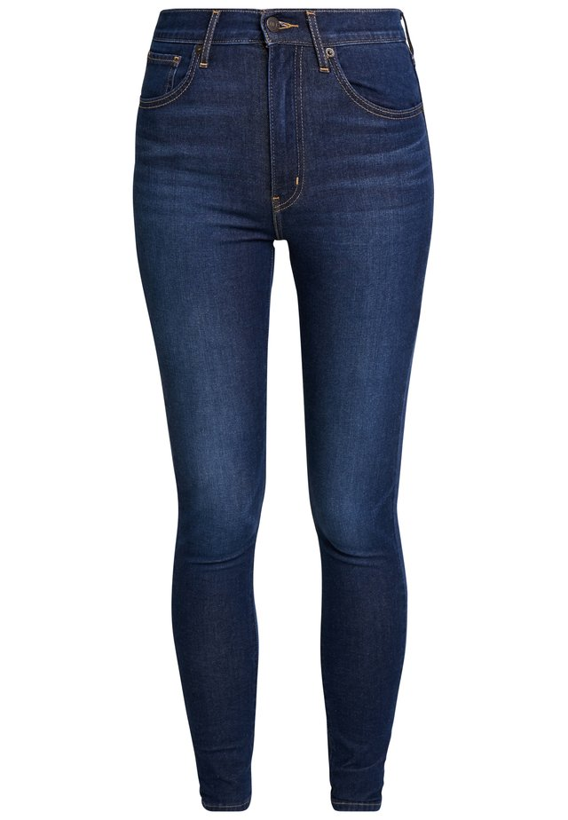 MILE HIGH SUPER SKINNY - Jeans Skinny - on the rise