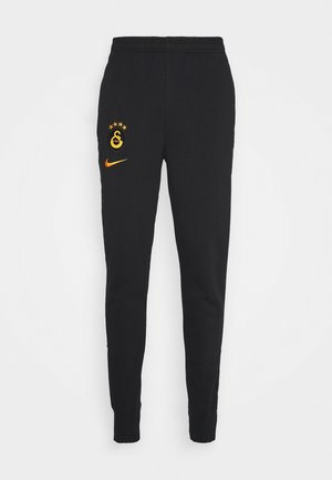 GALATASARAY ISTANBUL PANT - Klubbkläder - black/vivid orange
