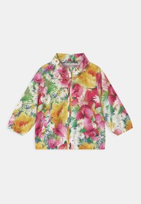 GAP - TODDLER GIRL PACKABLE WINDBUSTER - Jas - multi-coloured - 0