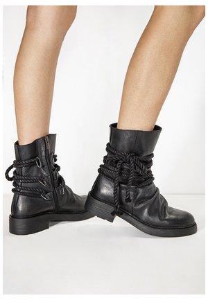 Boots - black blk