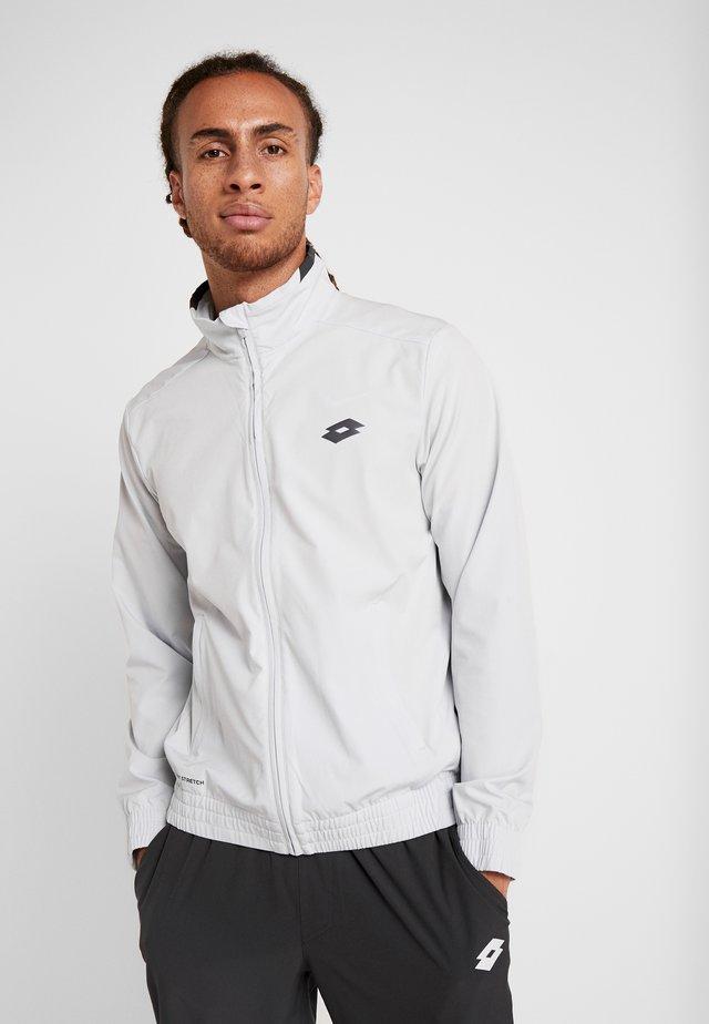 TENNIS TECH JACKET - Training jacket - glacier gray