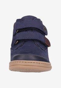 Kickers - TACKEASY - Zapatos de bebé - blue - 6