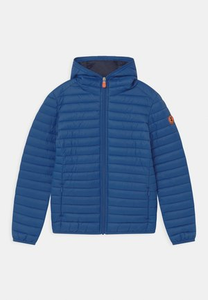 DONY HOODED UNISEX - Lehká bunda - snorkel blue