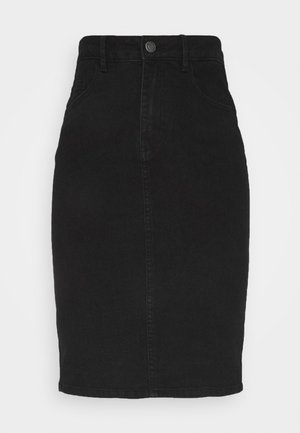 VMHOT PENCIL SKIRT  - Pencil skirt - black