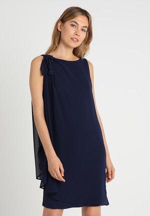 LAURIE - Robe de soirée - bleu marine