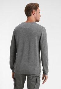 s.Oliver - LANGARM - Jumper - blend grey - 2